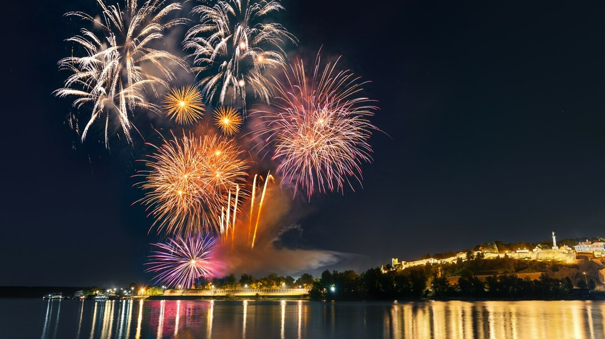 Beograd - Nova godina