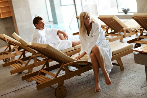 Bled, Hotel Rikli Balance, Živa Wellness Centre