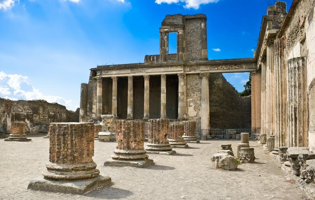 Rim - Pompeji