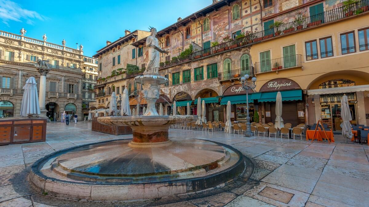 Verona - Piazza