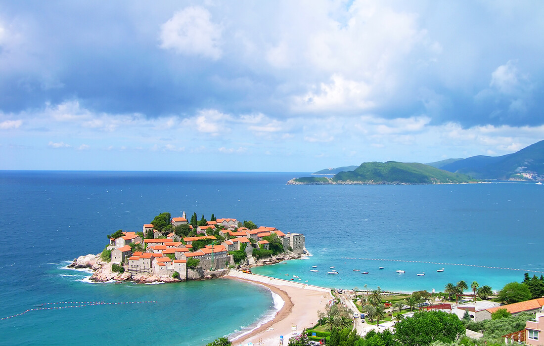 Crna Gora - Sv. Stefan