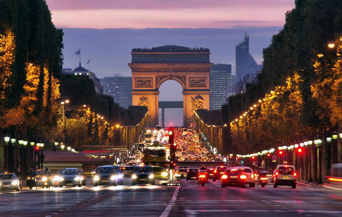 Pariz - Champs-Elysees