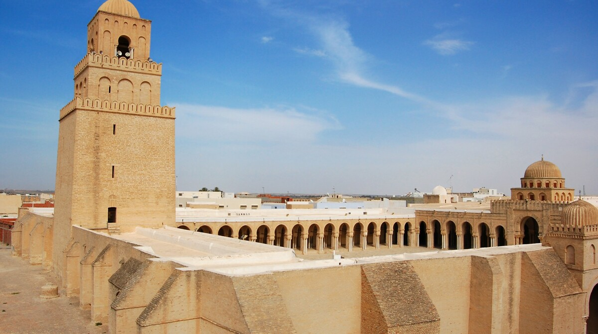 Tunis - Great Mosque of Kairouan