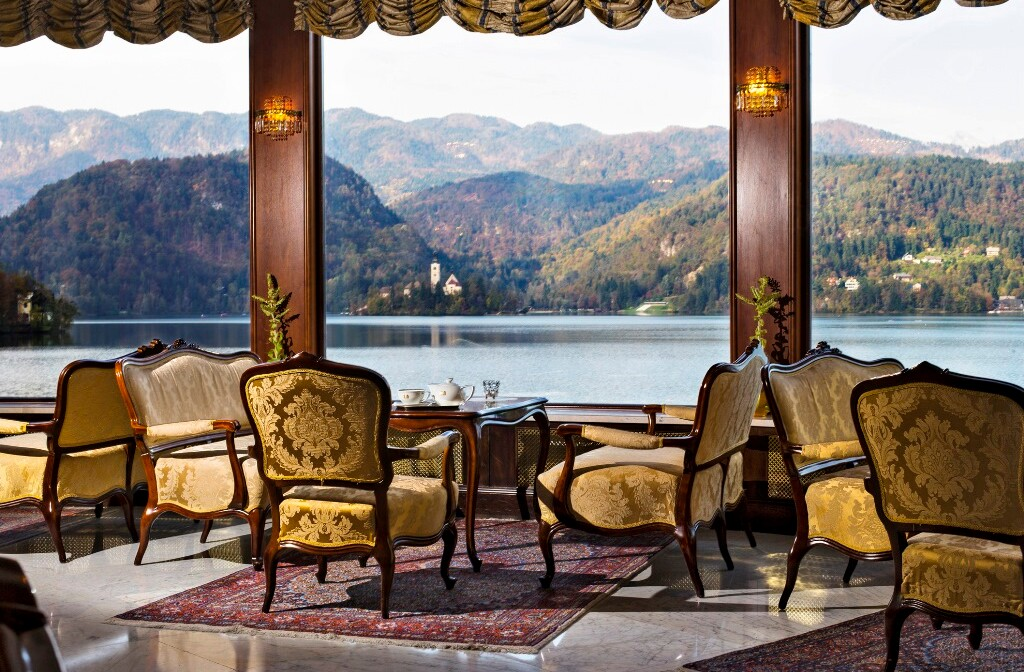Bled, Grand Hotel Toplice