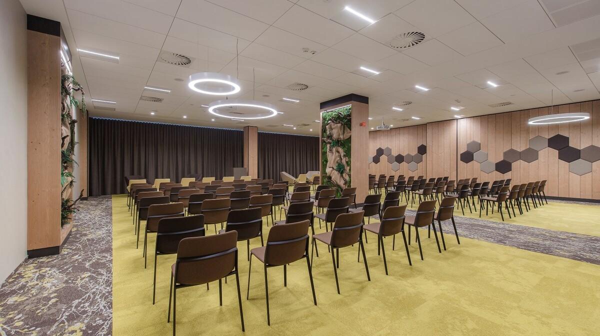 Bled, Hotel Rikli Balance, kongresna dvorana