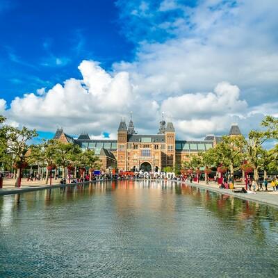 Amsterdam  Rijksmuseum museum