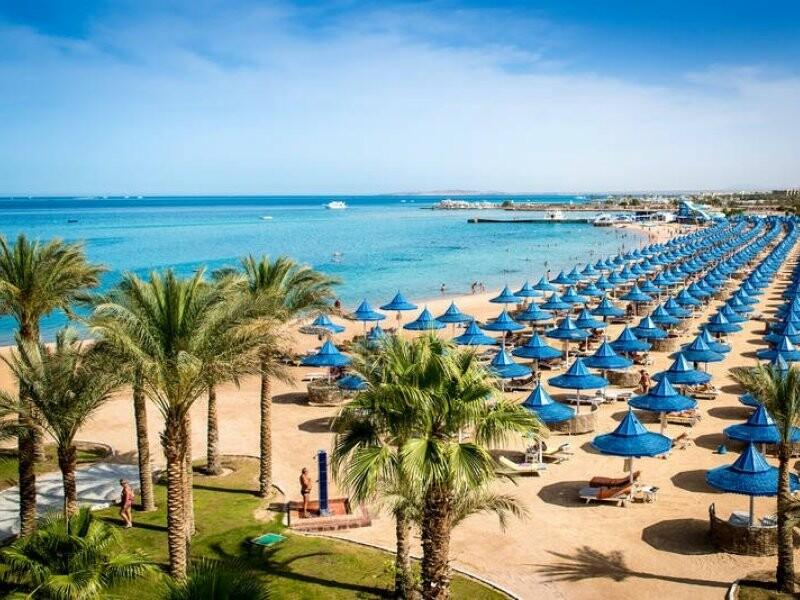 Hurghada, The Grand hotel