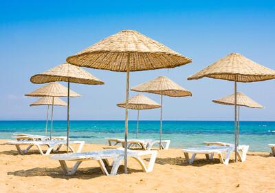 Cipar, Famagusta, plaža