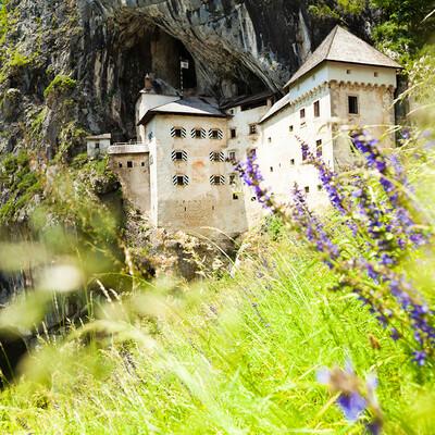 Slovenija, Predjama castle