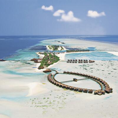 maldivi, Oluvheli Beach & Spa Resort2