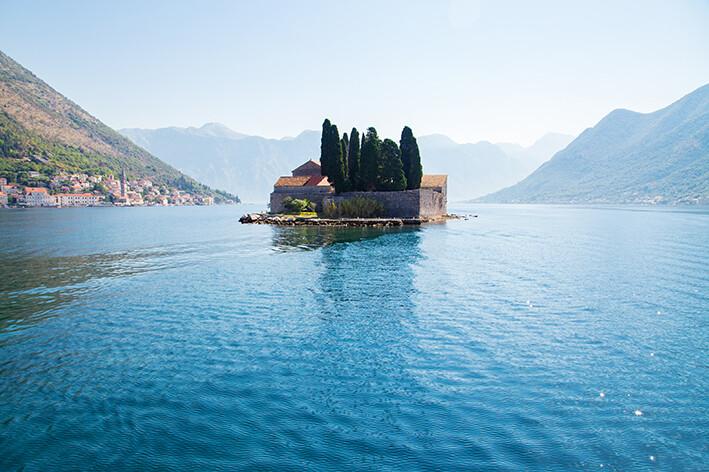 Crna gora  - St. George