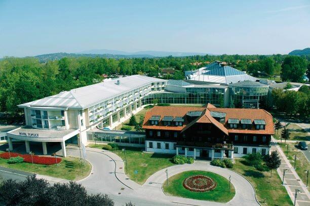 Terme Čatež, Hotel Toplice depandansa
