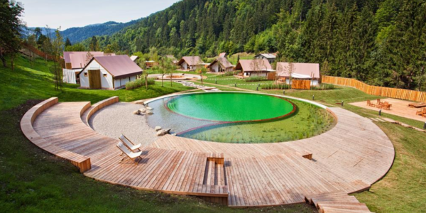 Herbal Glamping Resort Ljubno