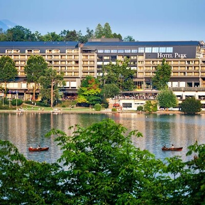 Bled, Hotel Park