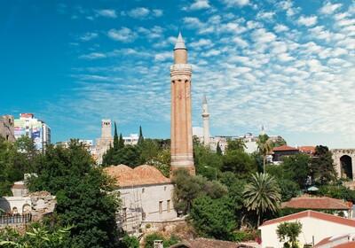 Turska - Antalija