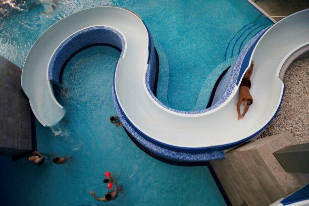 Bled, Hotel Rikli Balance, Wellness centar Živa