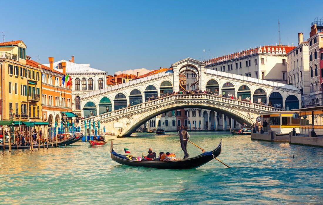 Venecija - Rialto most
