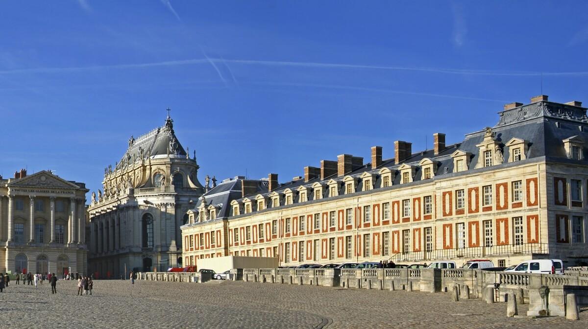 Pariz - palača Versailles