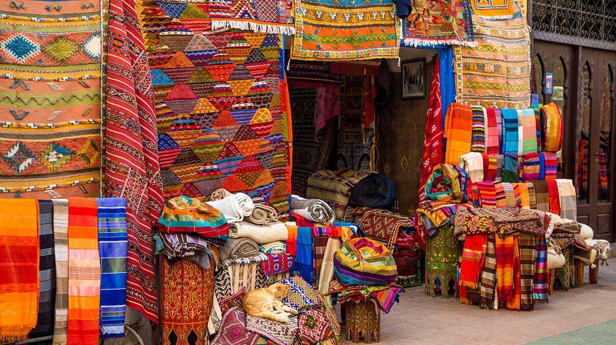 maroko, mondo travel, tržnica Agadir