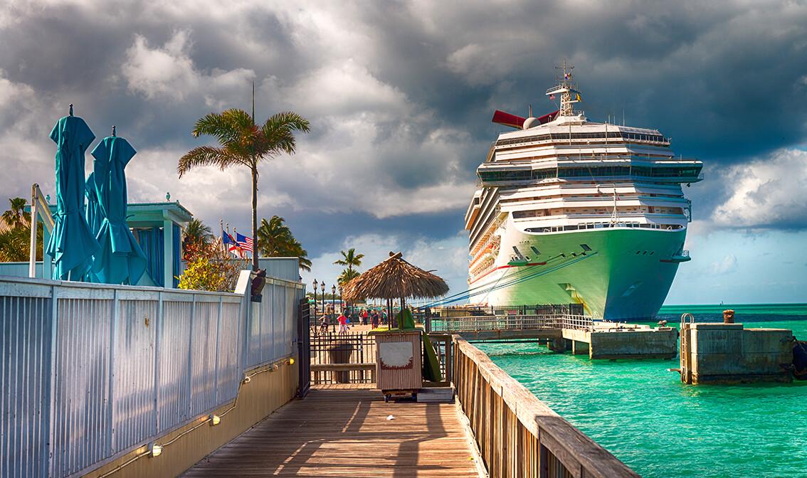 Krstarenje svijetom, Key West, Florida