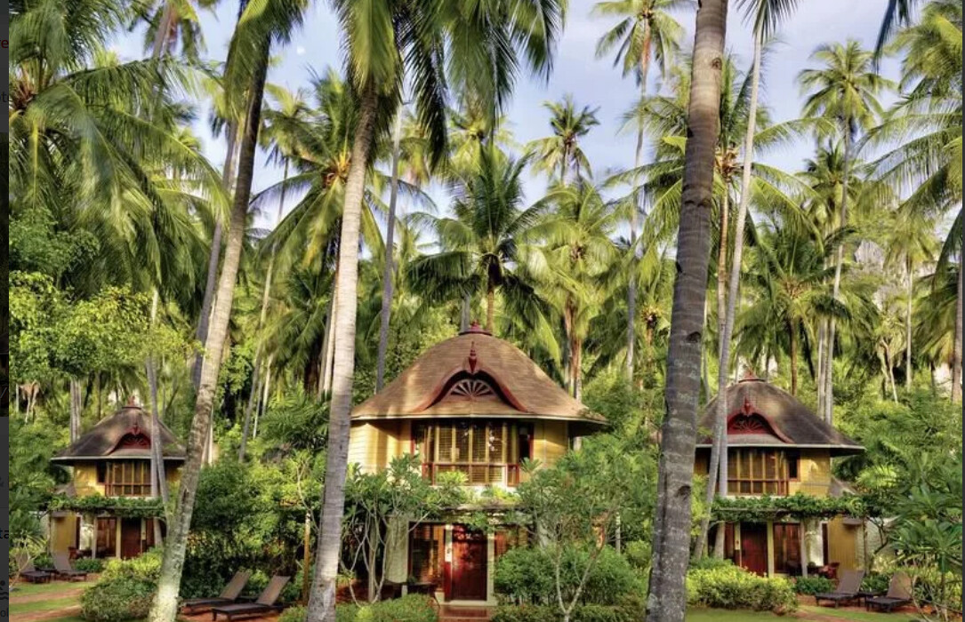 Tajland Krabi, Rayavadee