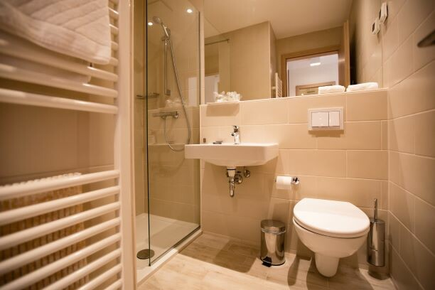 Vrboska, Labranda hotel Senses, wc