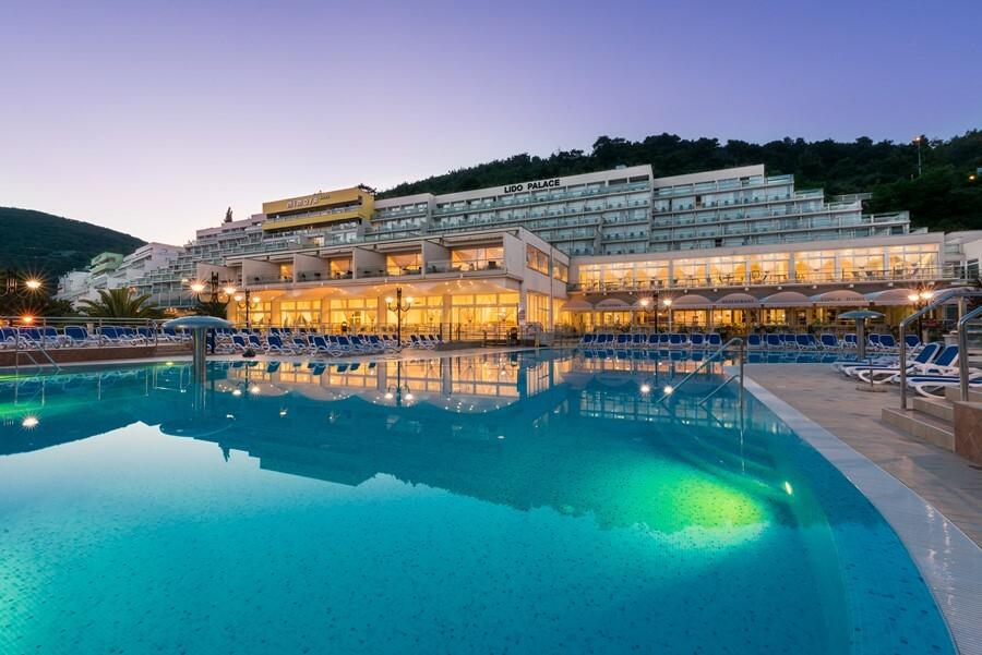 Rabac, Hotel Mimosa