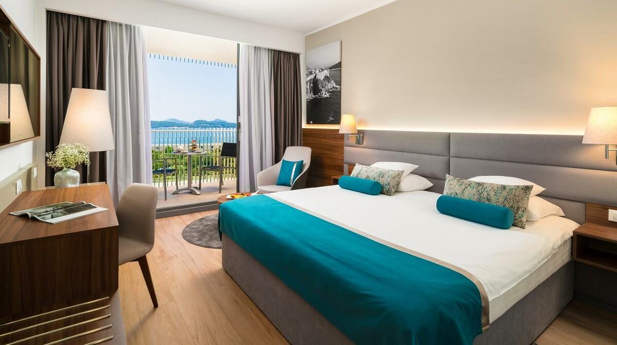 Dubrovnik, Valamar Lacroma Dubrovnik Hotel