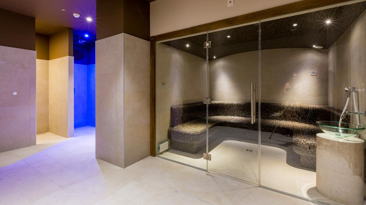 Selce, Hotel Katarina,sauna