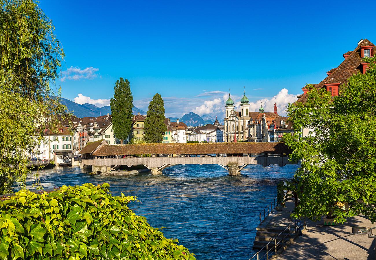 Luzern, putovanje švicarska tura, garantirani polasci