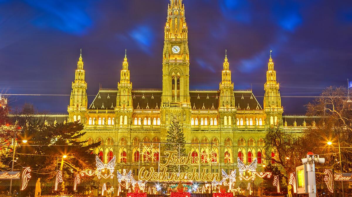 Adventski sajam u Beču, putoavnje autobusom, garantirani polazak