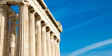Atena, Akropola najpoznatija svjetska akropola, putovanje zrakoplovom