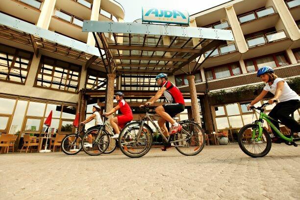 Moravske toplice, Hotel Ajda
