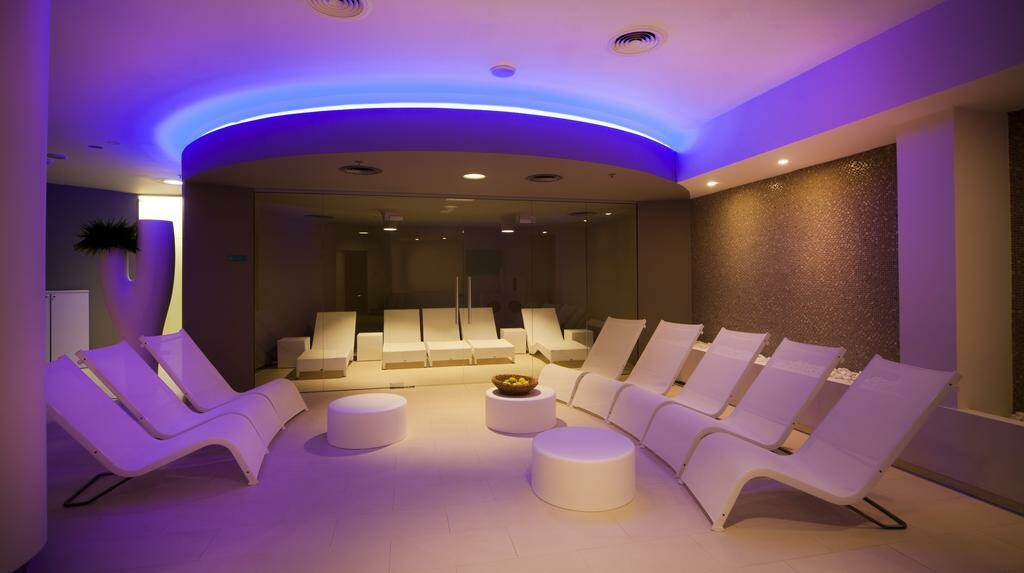 Relax soba u wellness centru hotela Vitality Punta.