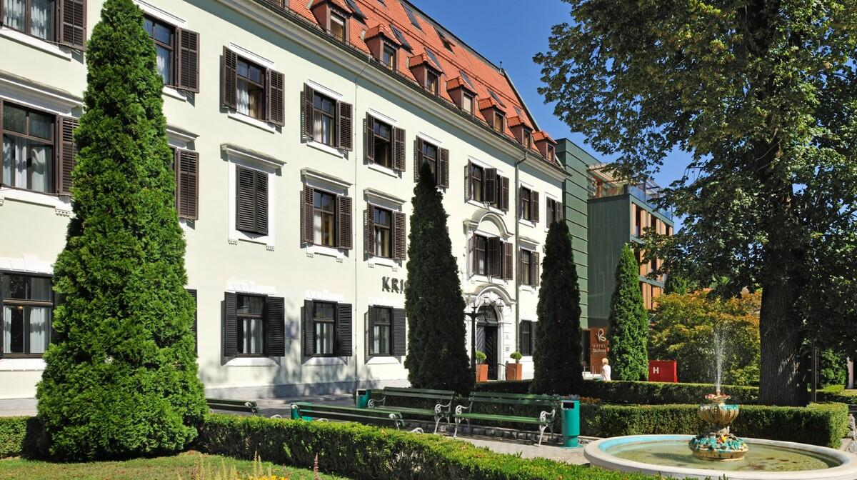 Terme Dolenjske toplice,  Hotel Kristal