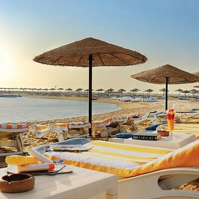 Hurghada last minute egipat, Hotel Jaz Casa del Mar Beach, plaža