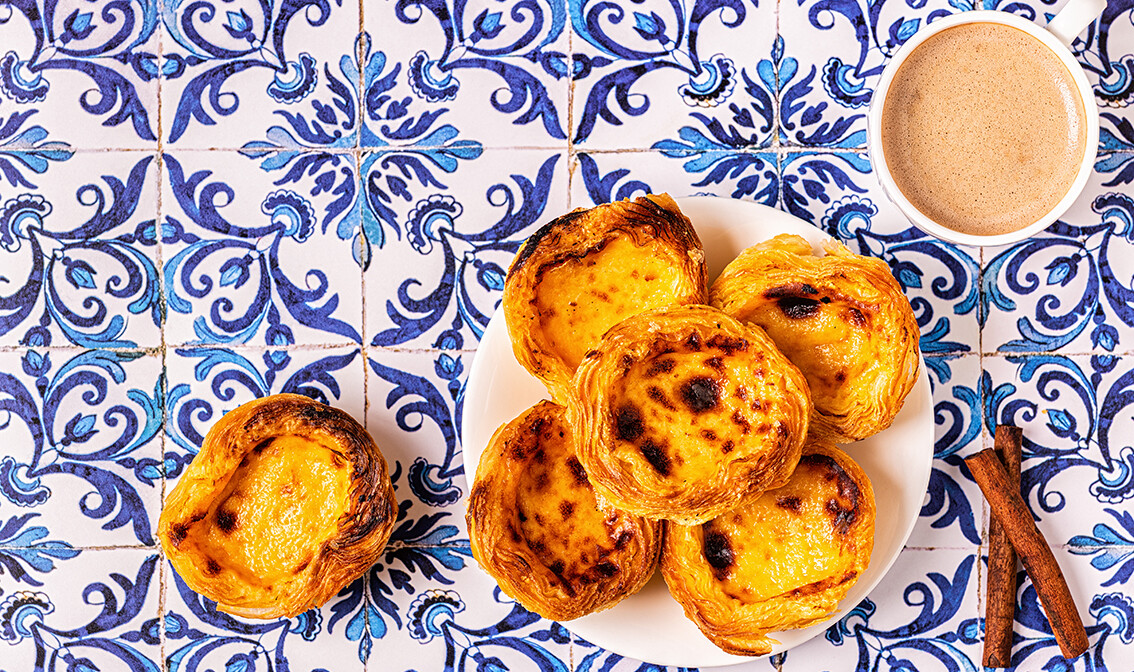 Portugalska slastica Paseis de Belem, putovanje u Portugal, Mondo travel