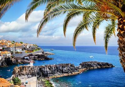 Šarmantno ribarsko mjesto Camara de Lobos na Madeiri, putovanje na Madeiru