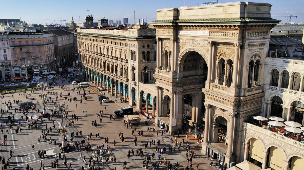 Piazza del Duomo Milano, putovanje u Milano, garantirani polasci
