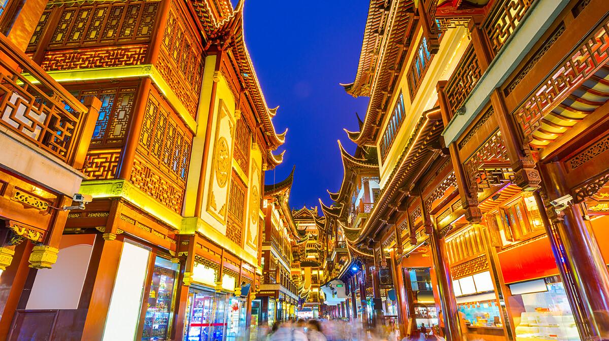 Kina, Shanghai, Velika kineska tura, grupni polasci, mondo travel