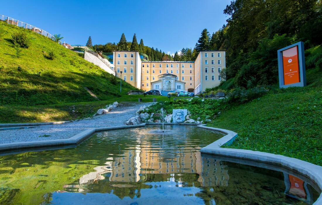 Rimske Terme Hotel Zdraviliski dvor