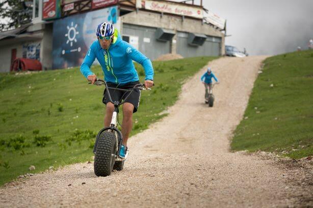 Slovenija, Planina Krvavec, izlet u prirodu,biciklizam