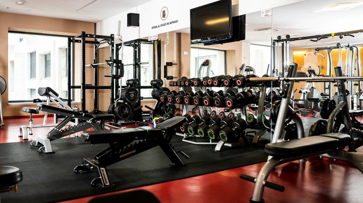 Rimske Terme gym