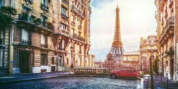 Eiffelov toranj u Parizu, europska putovanja