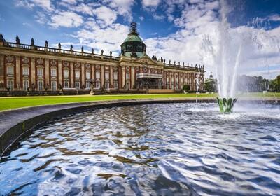 Neues Palais, autobusna putovanja, Mondo travel, europska putovanja, garantirano putovanje