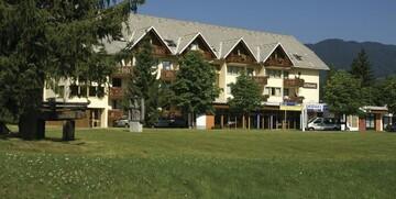 Slovenija, wellnes i skijanje, Kranjska Gora, Apartman Vitranc, izgled apartmana izvana