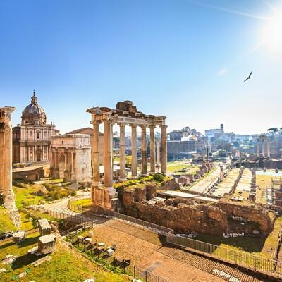 Rimski forum na putovanju u Rim autobusom, garantirani polasci