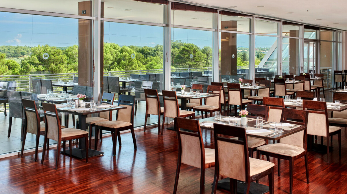 Hotel Molindrio Plava Laguna restoran