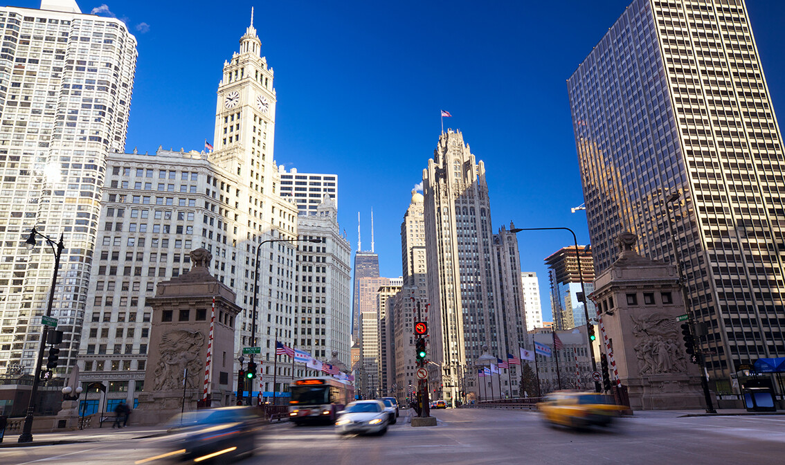 Chicago, Magnificent Mile, putovanje u SAD, Američka tura, daleka putovanja, mondo travel