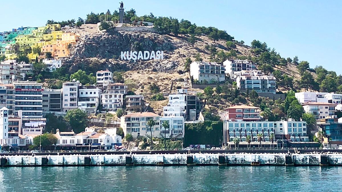 Kusadasi, putovanje Turska tura, ljetovalište, shopping u Turskoj, garantirani polasci